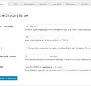 Синхронизация пользователей WordPress c Active directory