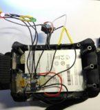 Переделка фонарика Трофи TG9 светодиодный